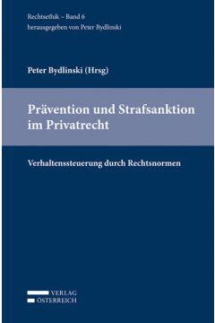 Prävention und Strafsanktion im Privatrecht