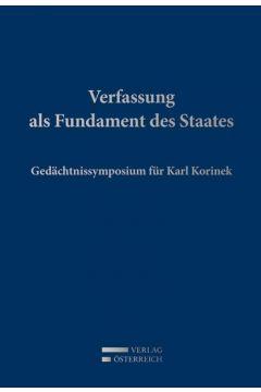 Verfassung als Fundament des Staates