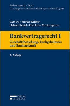 Bankvertragsrecht I