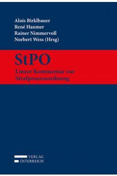 StPO - Linzer Kommentar zur Strafprozessordnung