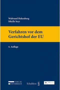 Verfahren vor dem Gerichtshof der EU