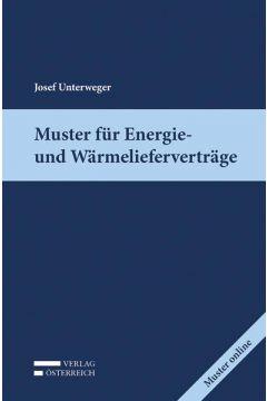 Muster für Energie- und Wärmelieferverträge