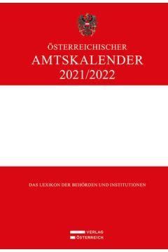 Österreichischer Amtskalender 2021/2022
