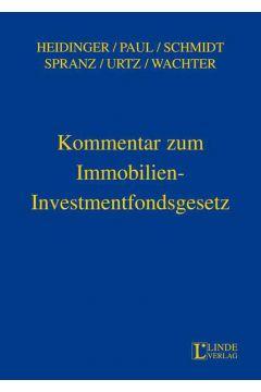 ImmoInvFG | Immobilien-Investmentfondsgesetz