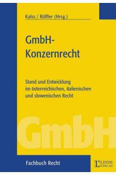 GmbH-Konzernrecht