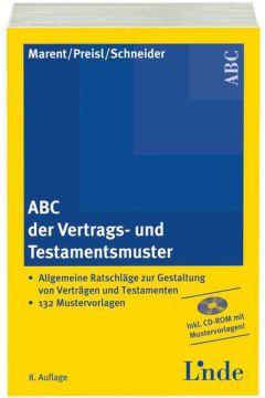 ABC der Vertrags- und Testamentsmuster