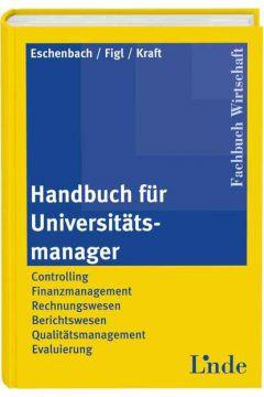Handbuch für Universitätsmanager