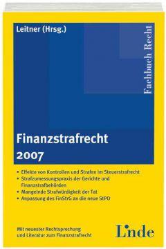 Finanzstrafrecht 2007