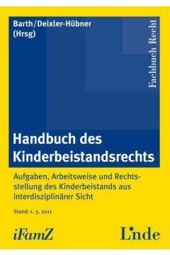 Handbuch des Kinderbeistandsrechts