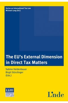 The EU's external dimension in direct tax matters