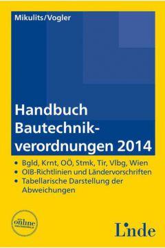 Handbuch Bautechnikverordnungen 2014