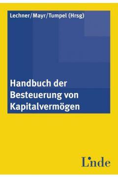 Handbuch der Besteuerung von Kapitalvermögen