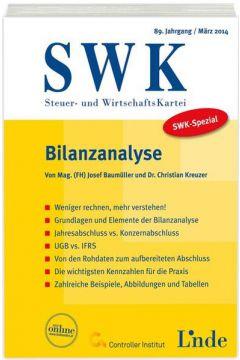 SWK-Spezial Bilanzanalyse