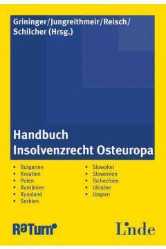 Handbuch Insolvenzrecht Osteuropa
