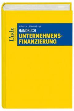 Handbuch Unternehmensfinanzierung