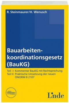 Bauarbeitenkoordinationsgesetz (BauKG)