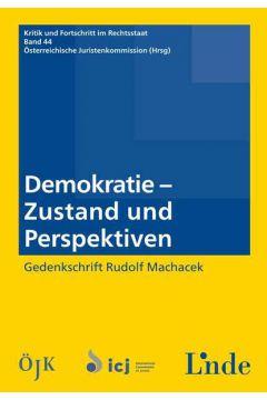 Demokratie - Zustand und Perspektiven
