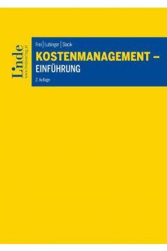 Kostenmanagement - Einführung
