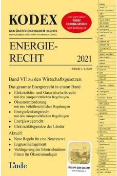 KODEX Energierecht 2020/21