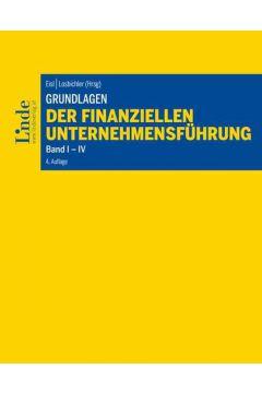 Grundlagen der finanziellen Unternehmensführung, Band I-IV