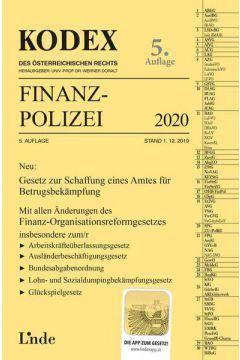 KODEX Finanzpolizei 2020