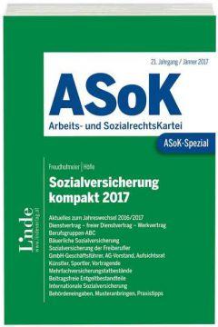 ASoK-Spezial Sozialversicherung kompakt 2017