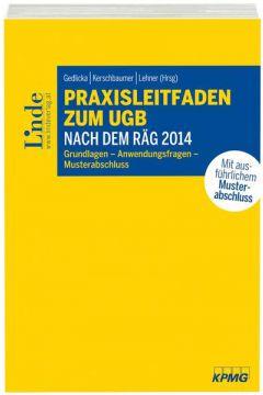 Praxisleitfaden zum UGB nach dem RÄG 2014