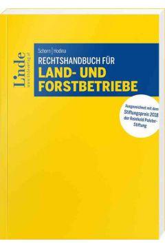 Rechtshandbuch für Land- und Forstbetriebe