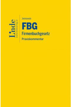 FBG | Firmenbuchgesetz