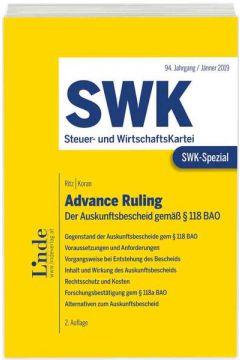 SWK-Spezial Advance Ruling