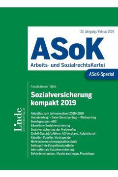 ASoK-Spezial Sozialversicherung kompakt 2019