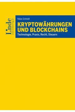 Kryptowährungen und Blockchains