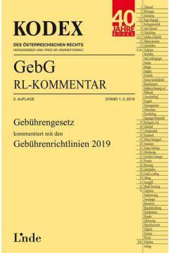 KODEX GebG-Richtlinienkommentar