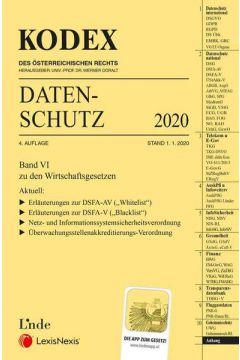 KODEX Datenschutz 2020