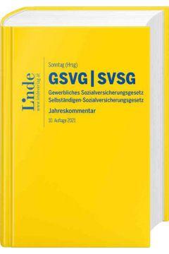 GSVG & SVSG | Gewerbliches Sozialversicherungsgesetz & Selbständigen-Sozialversicherungsgesetz