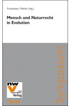 Mensch und Naturrecht in Evolution