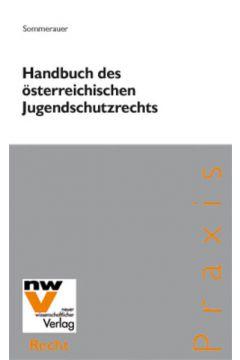 Handbuch des österreichischen Jugendschutzrechts