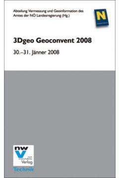 3Dgeo Geoconvent 2008