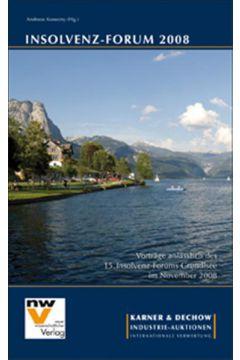 Insolvenz-Forum 2008