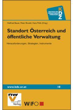 Standort Österreich und öffentliche Verwaltung