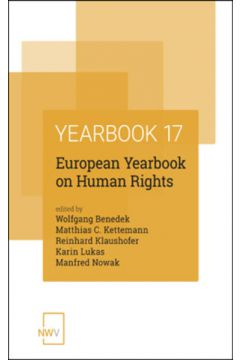 European Yearbook on Human Rights 2017