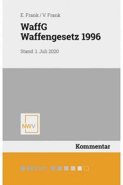 WaffG Waffengesetz 1996