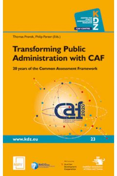 Transforming Public Administration with CAF
