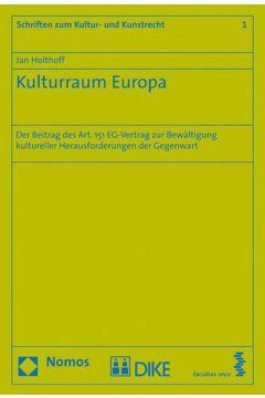 Kulturraum Europa
