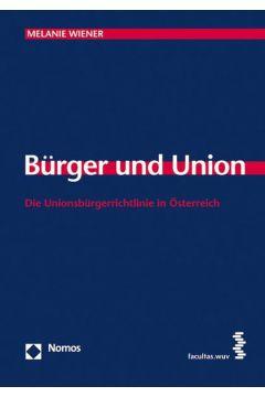 Bürger und Union