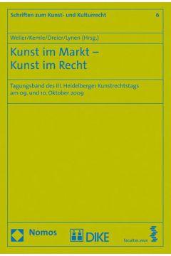Kunst im Markt - Kunst im Recht