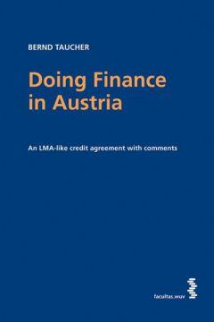 Doing Finance in Austria