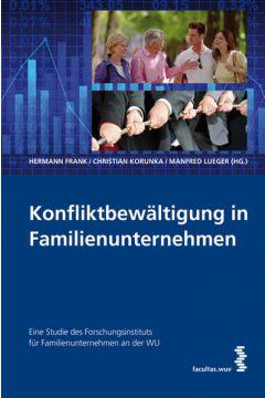 Konfliktbewältigung in Familienunternehmen