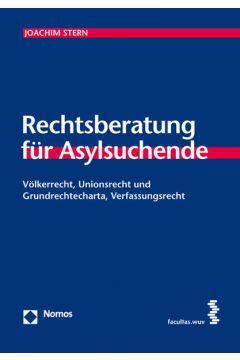 Rechtsberatung für Asylsuchende