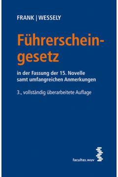 Führerscheingesetz (FSG)
